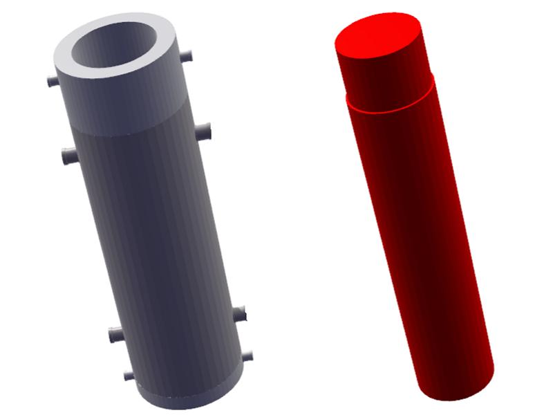 simcade com - Ingot Mold Design Examples
